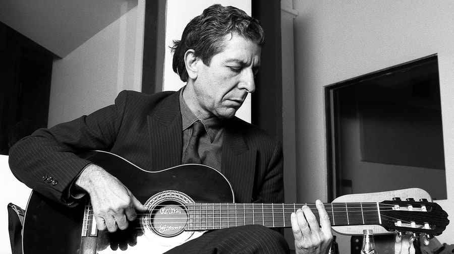 Leonard Cohen passes away at 82