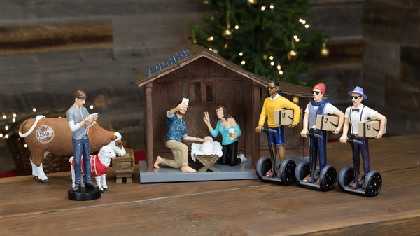 The Latest Nativity Craze