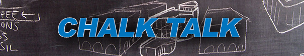 Podcasts – Chalk Talk – October 2015
