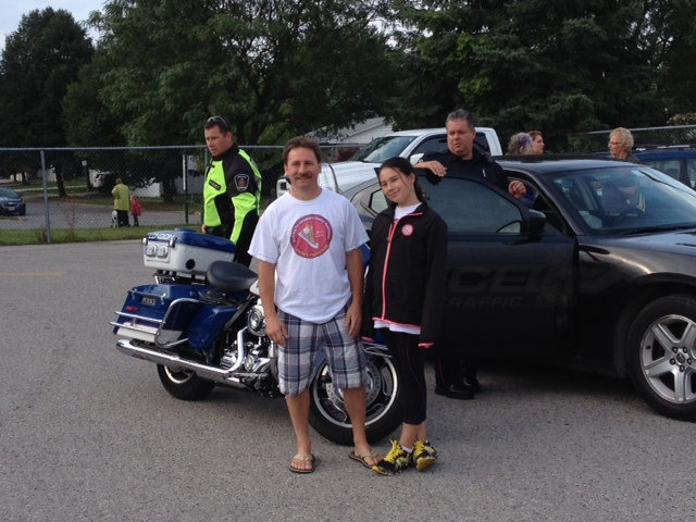 Faith's Footsteps walk from London to Sarnia underway