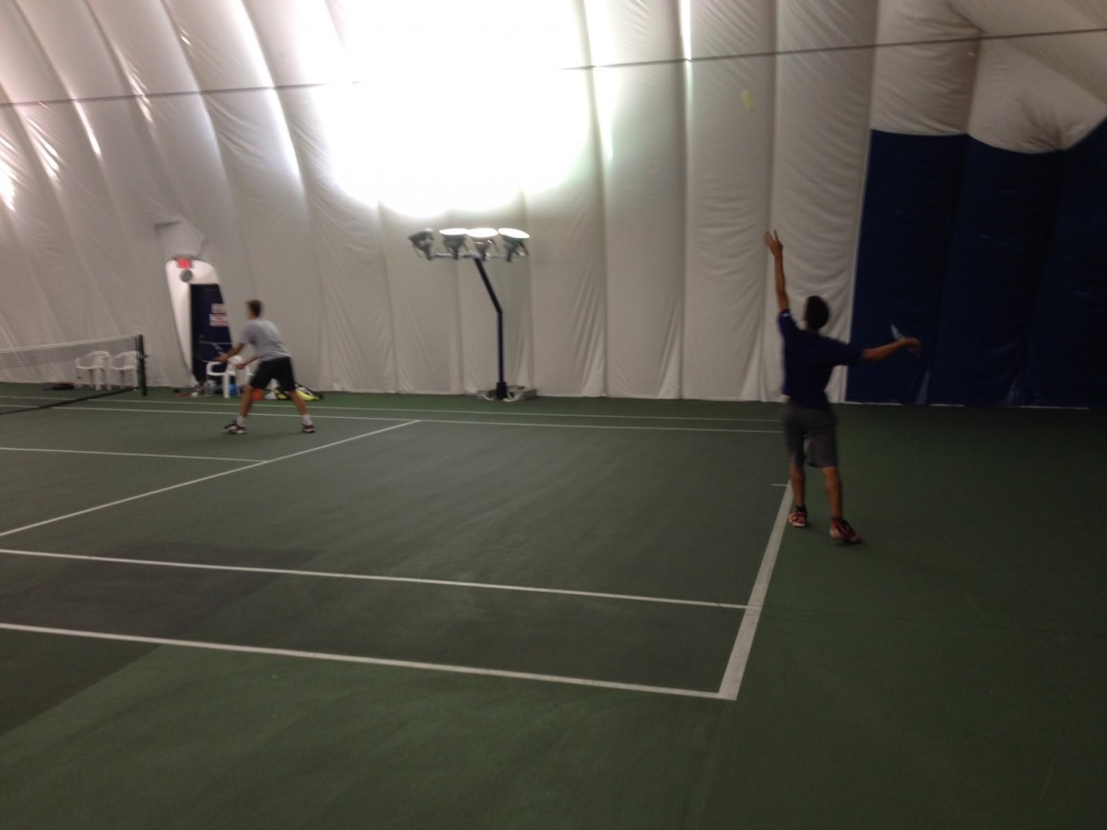 Mustangs men's tennis seek OUA three-peat