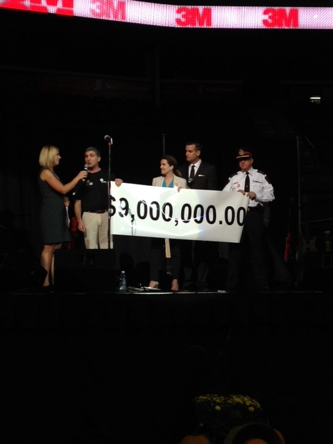 United Way reveals $9 million goal