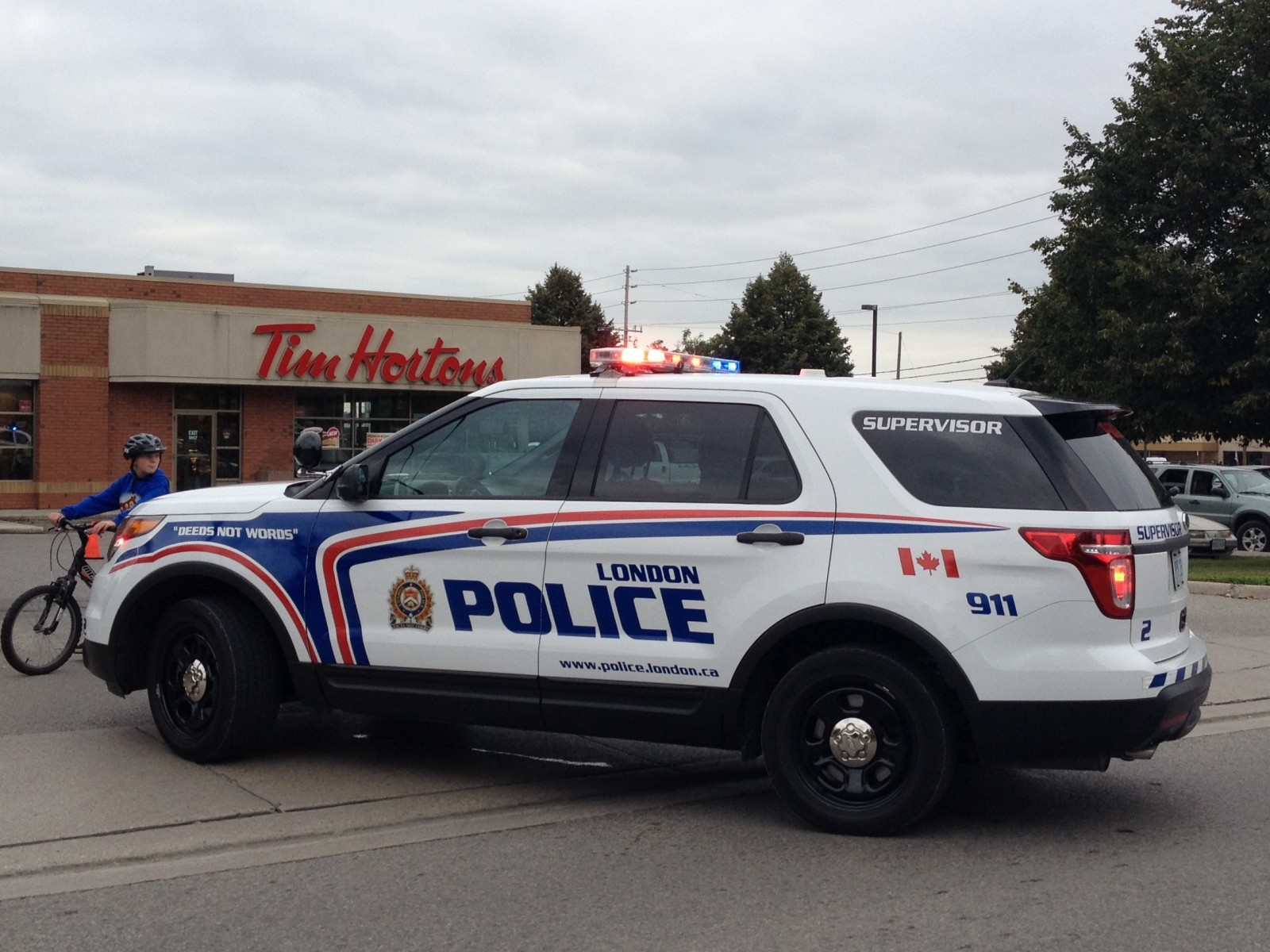 Collision sends cyclist to hospital with serious injuries