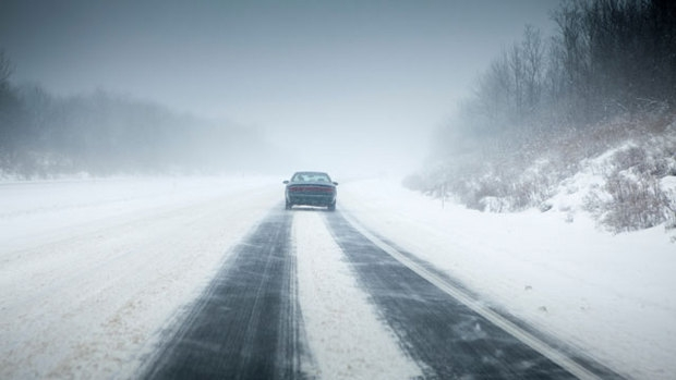 Winter is here! Along with Driving Tips...