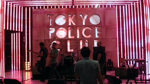 Tokyo Police Club at London Music Hall