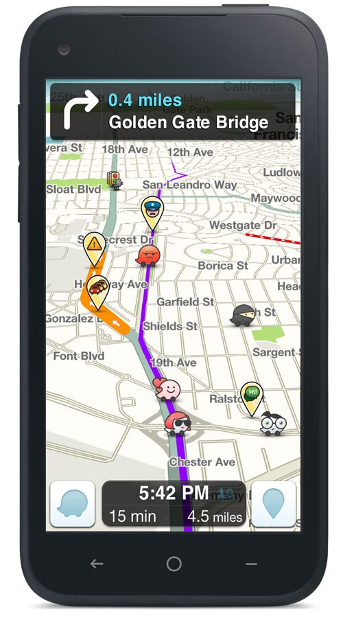 Popular traffic app disclosing police whereabouts