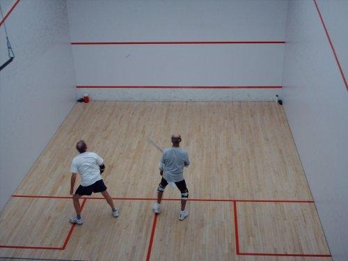 Squash at Fanshawe
