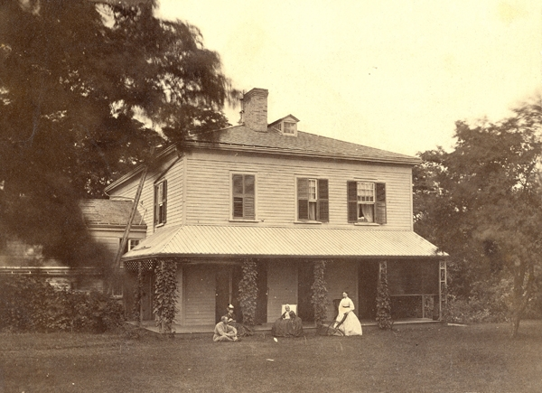 Eldon House: A step back in time
