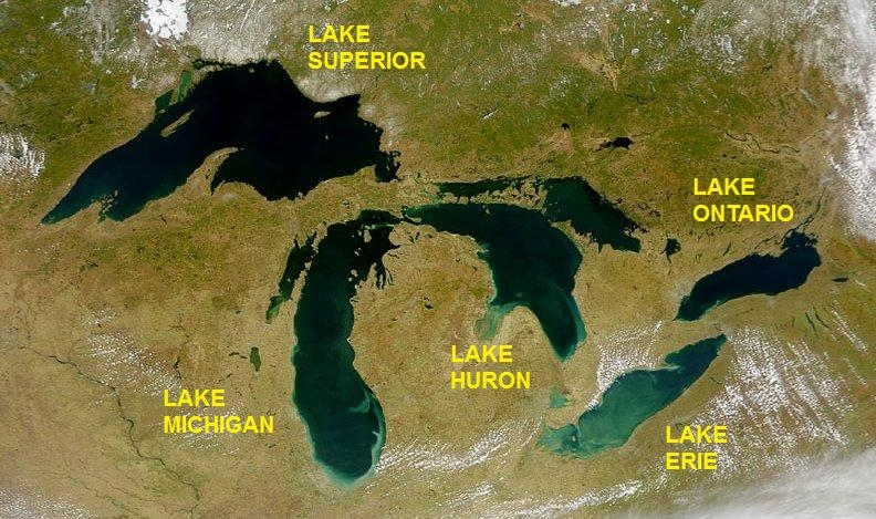 Protecting our Great Lakes