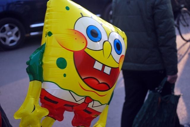 FSU 'First Run Films': 'Spongebob - Sponge Out of Water'