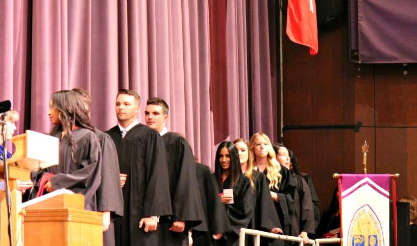 Graduate Chooses Diploma over Masters