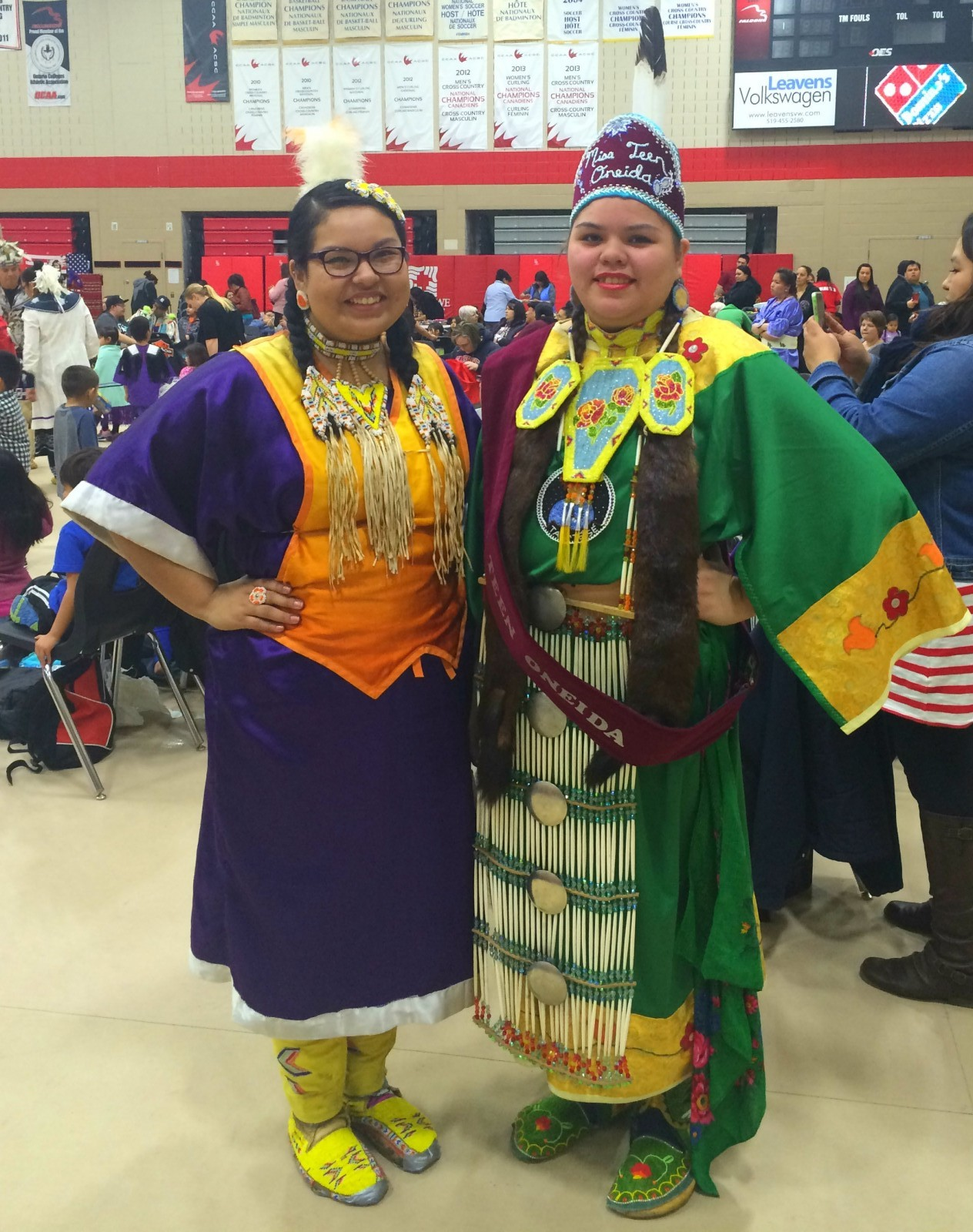 First Nation Celebration at Fanshawe College