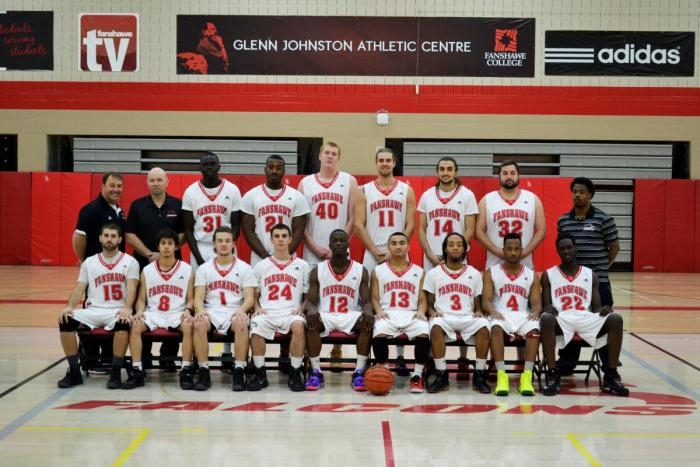 The Fanshawe Falcons Men's basketball season comes to an end.