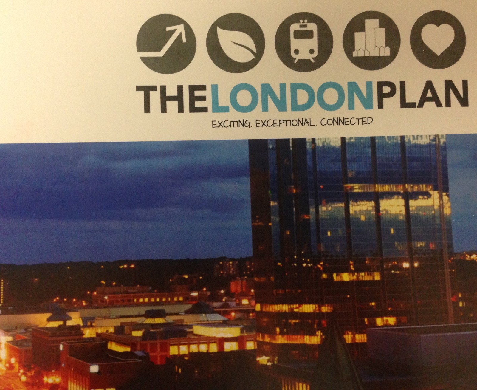 The second draft of The London Plan is here