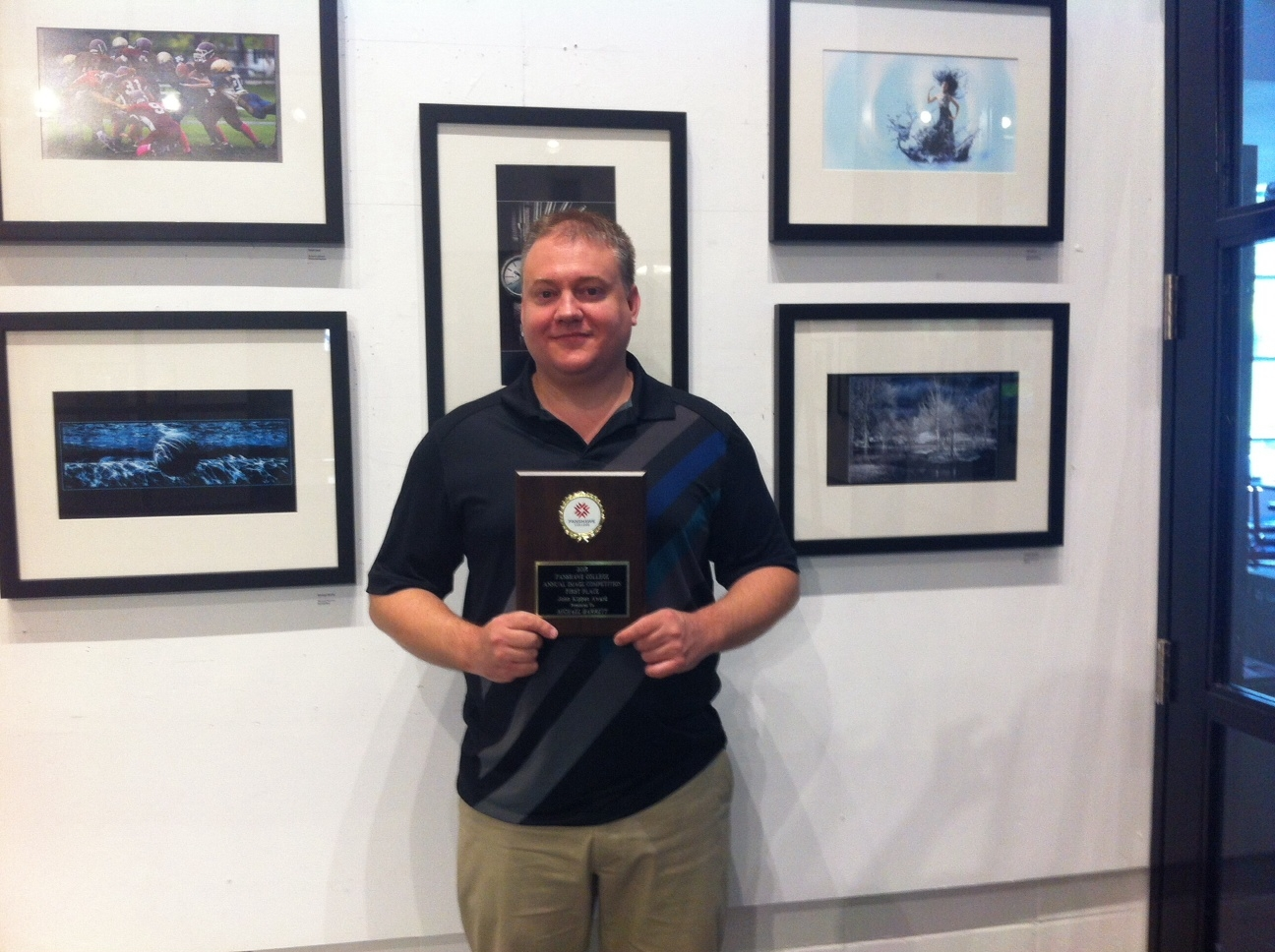Photography graduate learns industry is more competitive than ever