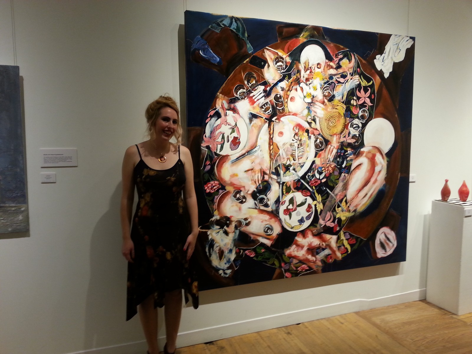 London artists shine at Upstairs Downstairs