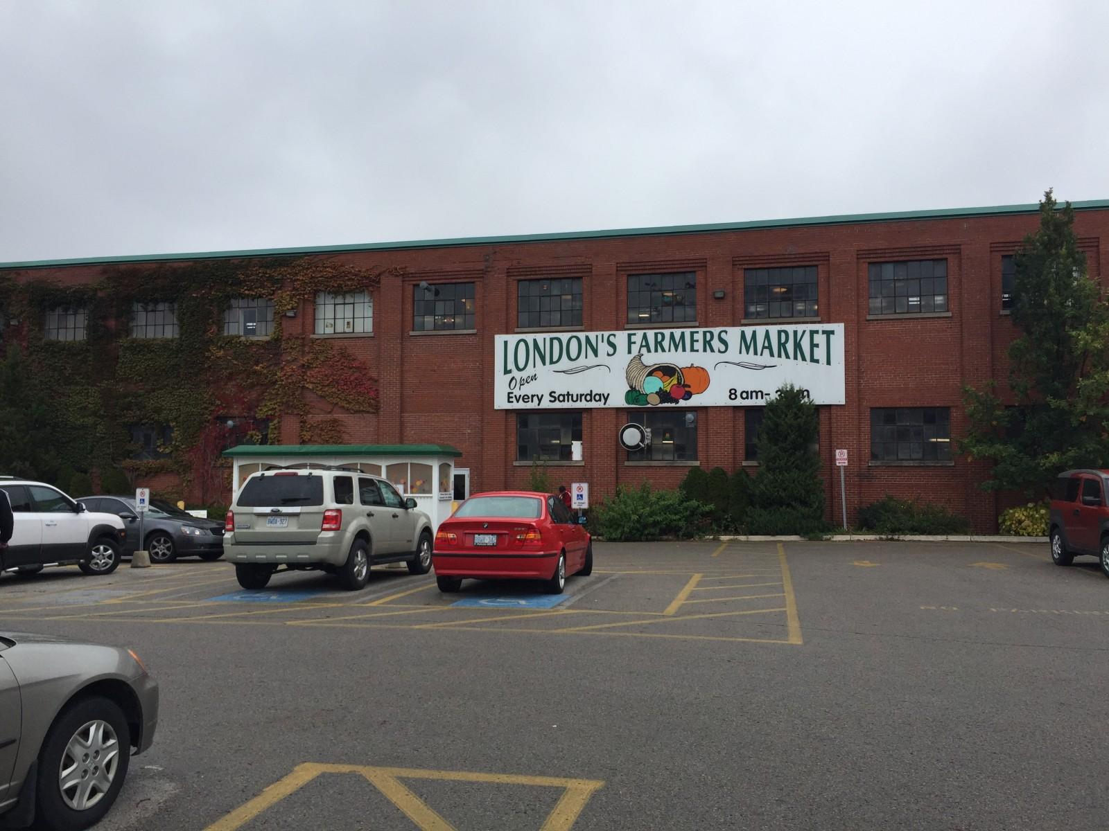 Western fair artisans' market