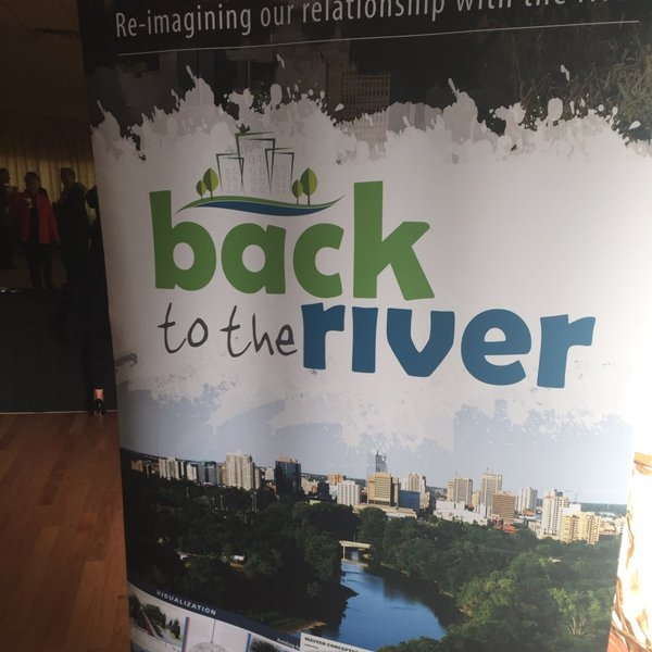 Design finalists pitch their ideas for the Thames River