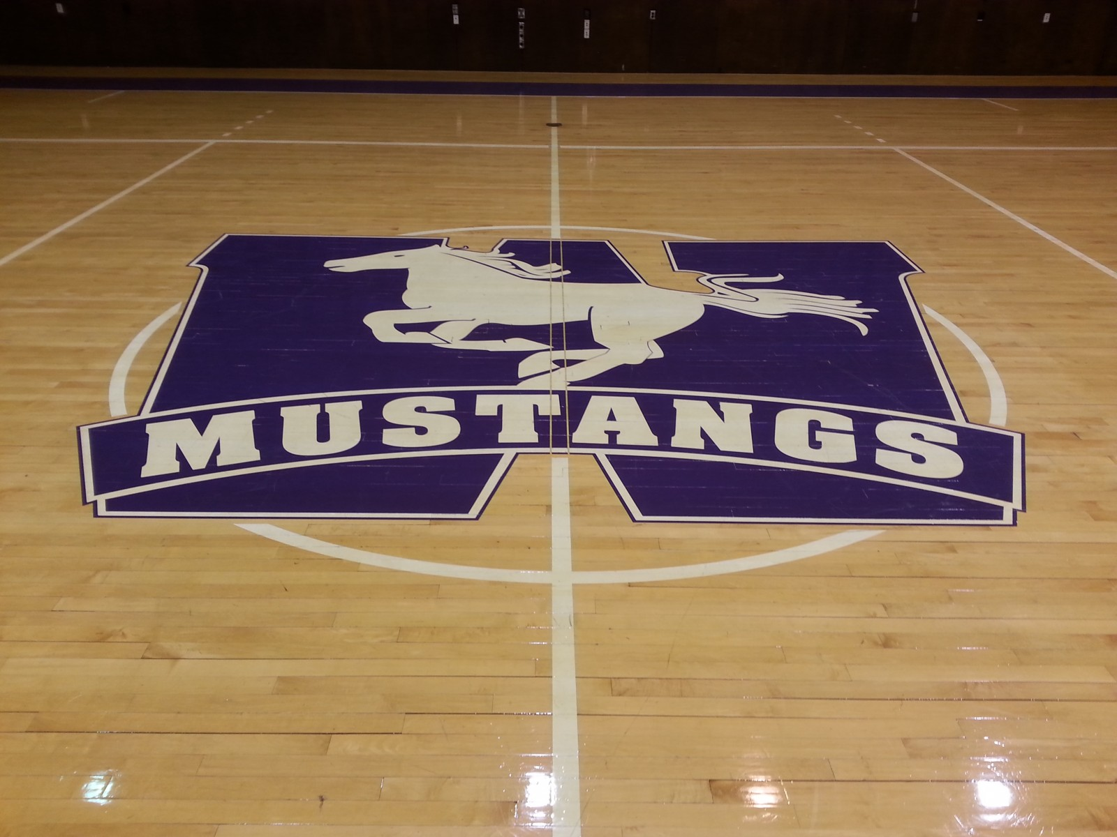 Mustang men ready to ball