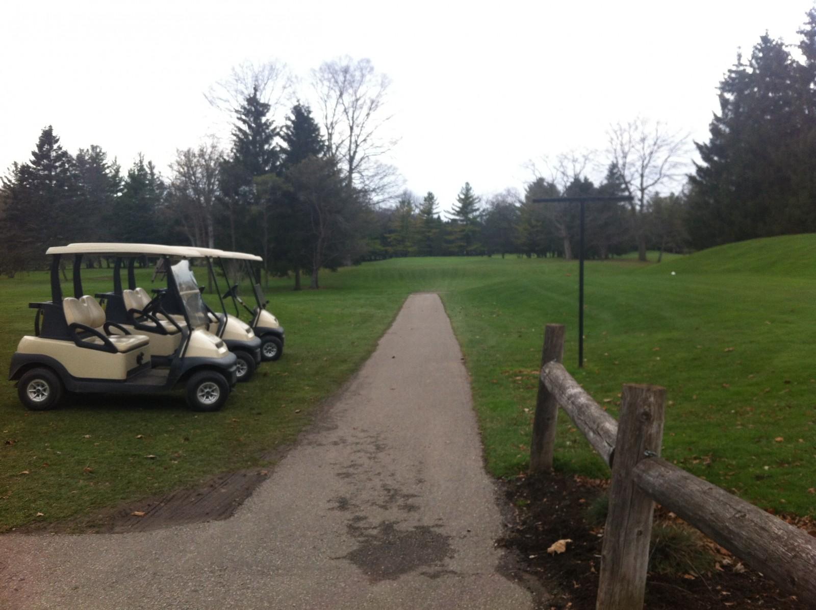 East Park finishes golf season
