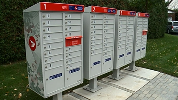 Door-to-door mail delivery status up in air