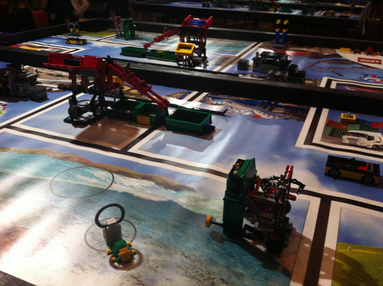 WE FIRST hosts annual robotics tournament