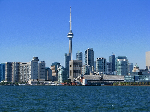 Toronto - hot spot city in 2016