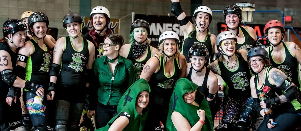 Roller Derby is for everyone