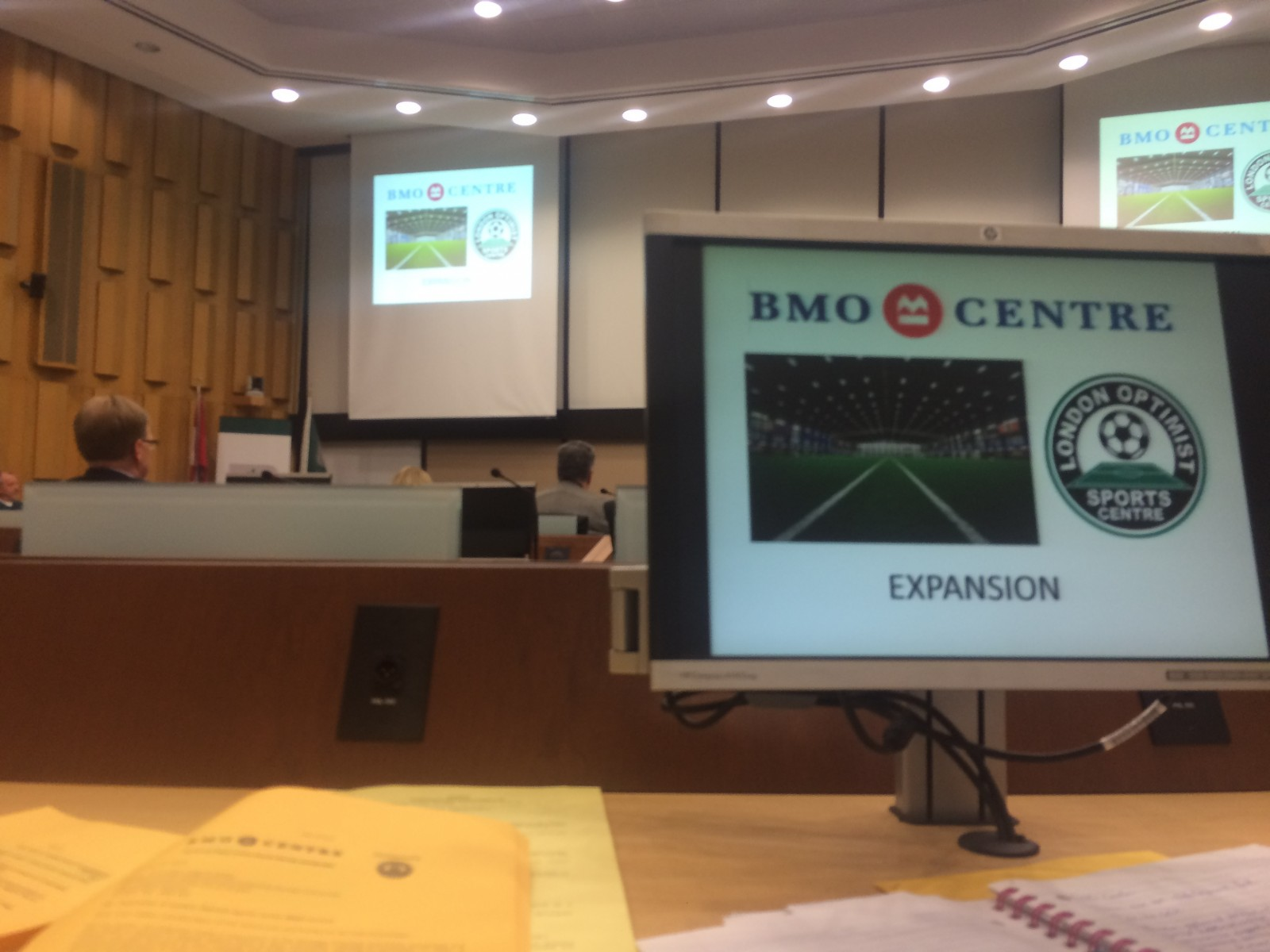 City's committee supports one time investment for BMO Centre expansion
