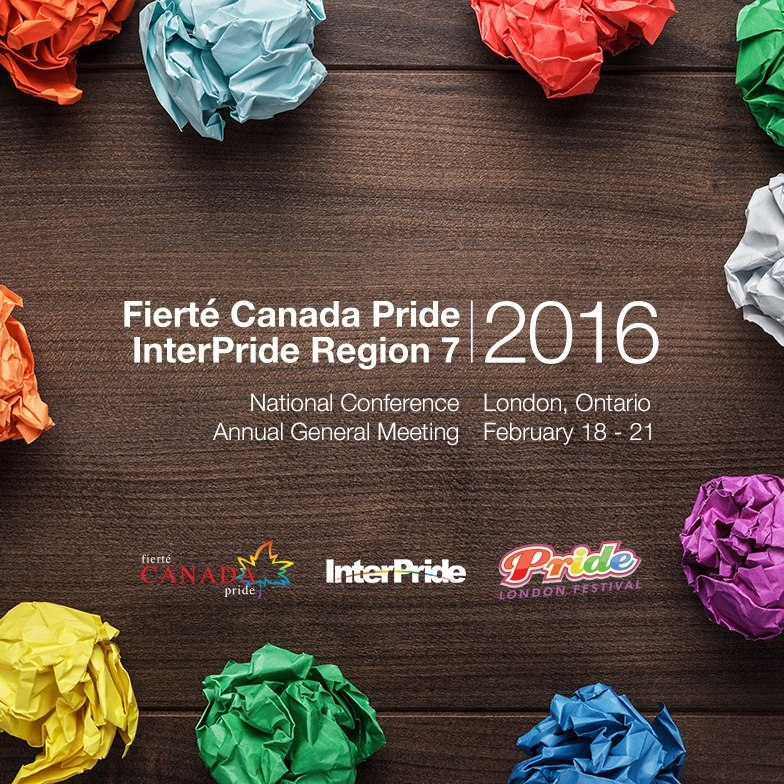 Fierté Canada Pride National Conference huge success in London