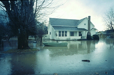 How to prevent a house flood