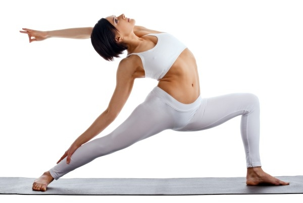 Hot yoga does more than help with flexibility