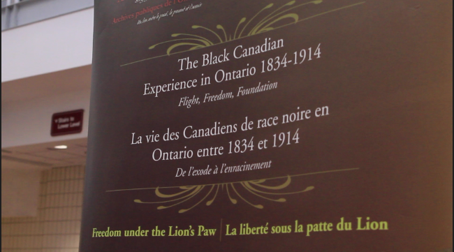 "Ontario's formal recognition of black history month a ""slow move"" says advocate"