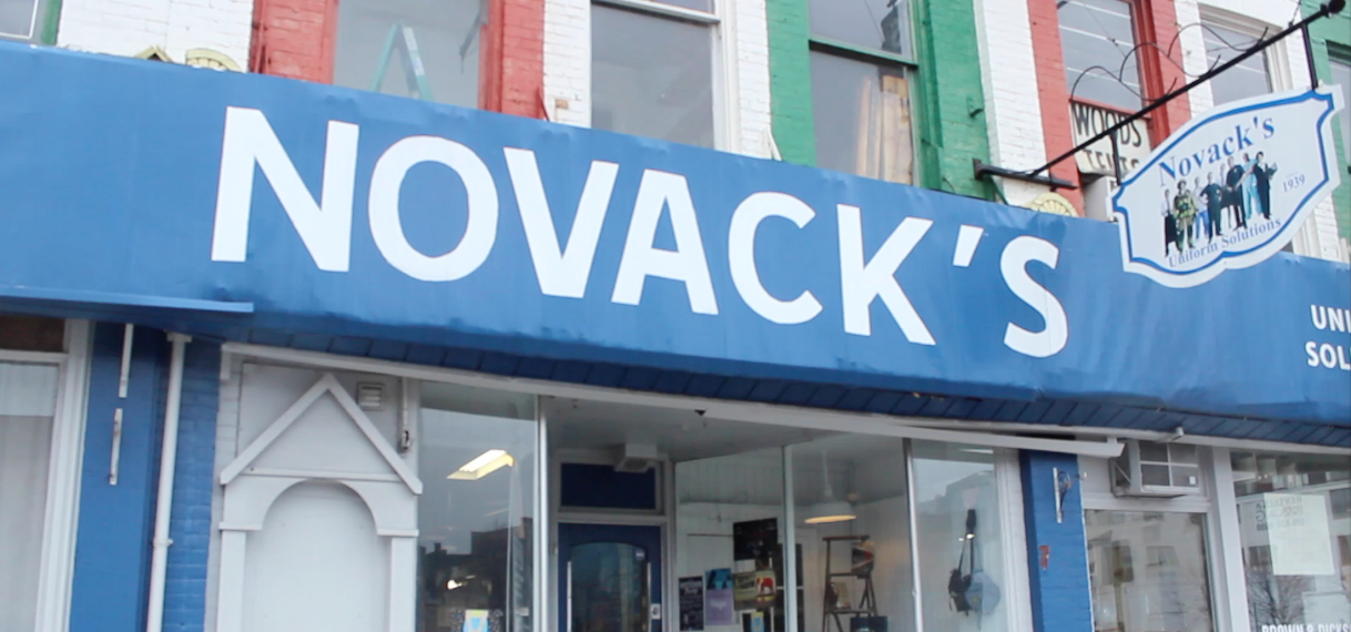 Novack's finds new life as collaborative space, business incubator