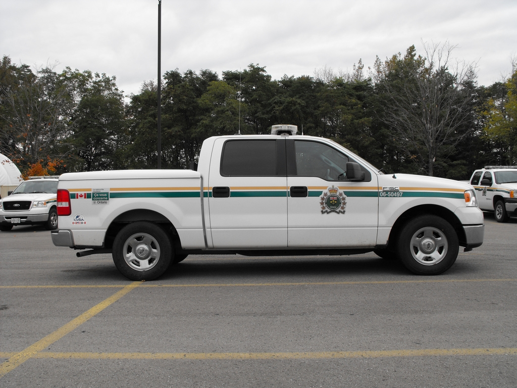 London man charged after striking MTO Officer