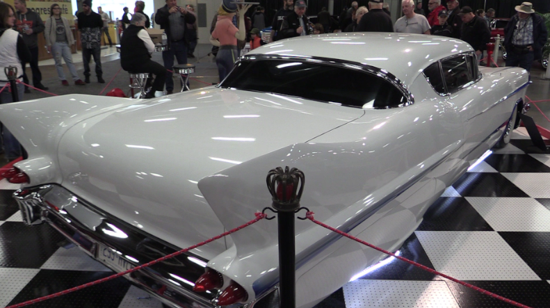 London speed and custom show has something for everyone