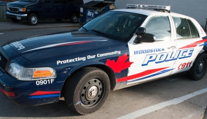 Two people injured after a home invasion in Woodstock