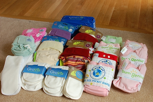 Great Expectations holding diaper drive at Mom-To-Mom Sale