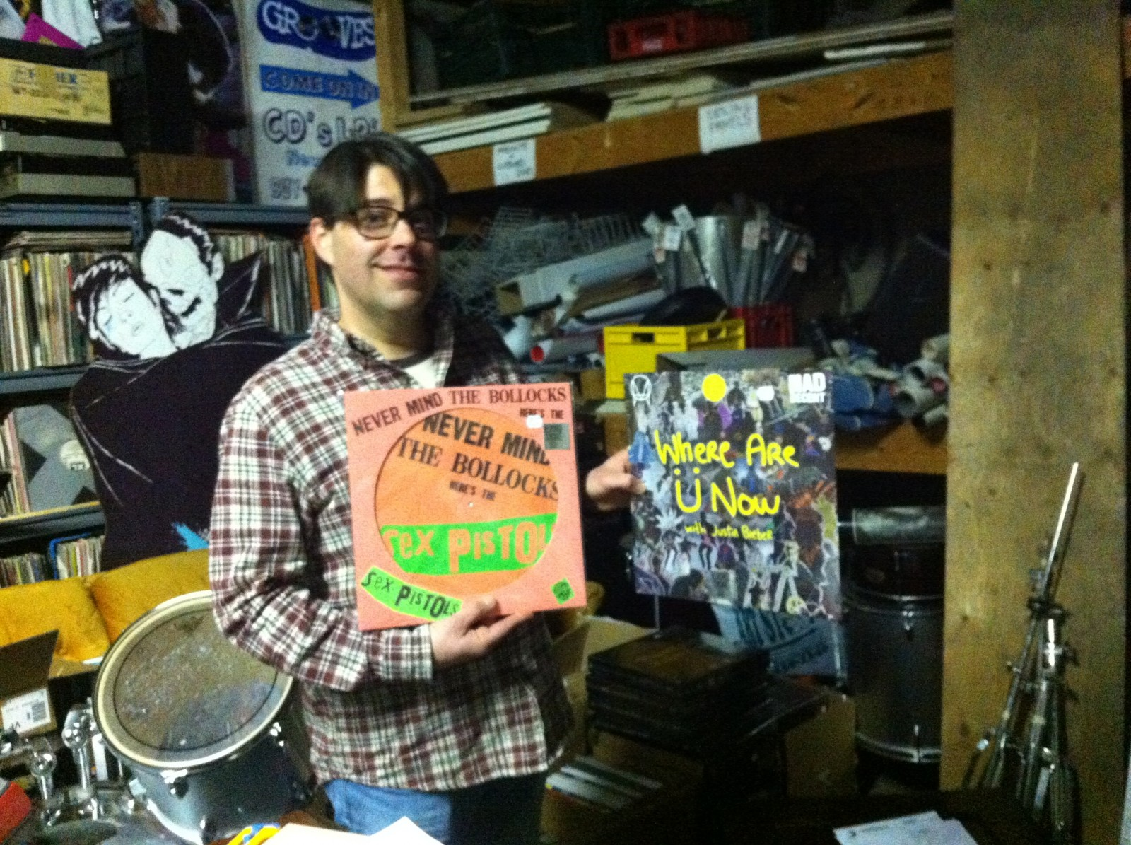 Grooves Records gearing up for Record Store Day