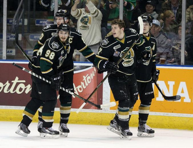 Niagara falls as Knights take two in OHL Final