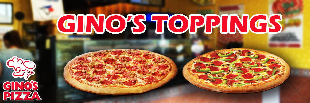 Contest – Gino's Toppings