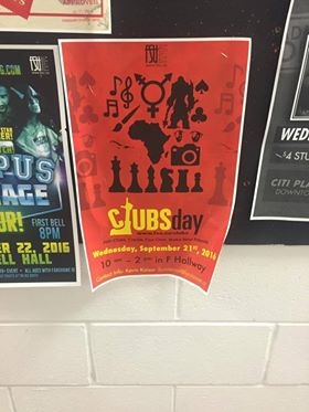 Students seize opportunities during clubs week