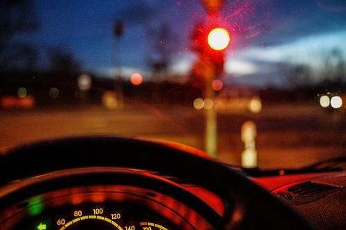 Cracking down on red light running