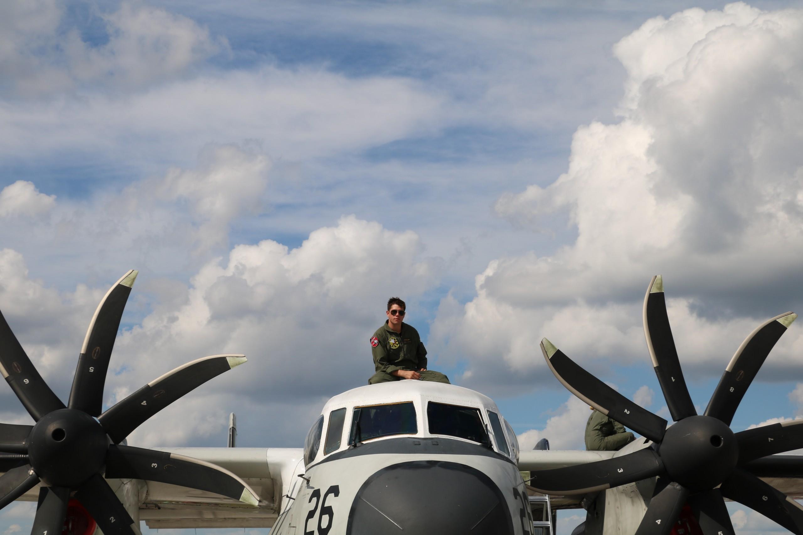 Becoming a pilot
