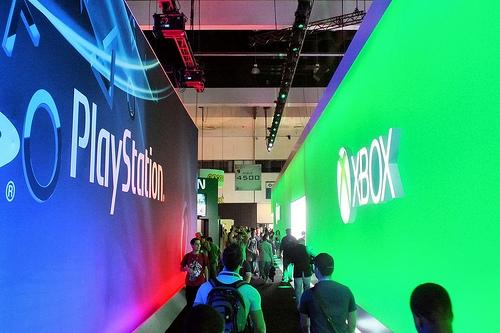 Console Wars: Xbox One vs PS4
