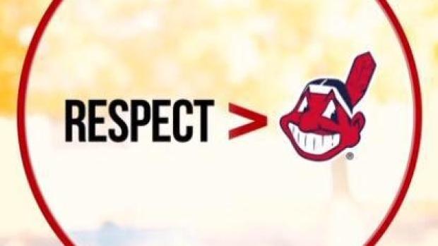 Alvinston Baseball showing respect for the Indigenous Community