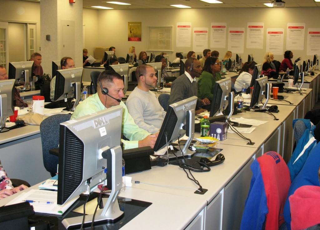 A call for change for call centres