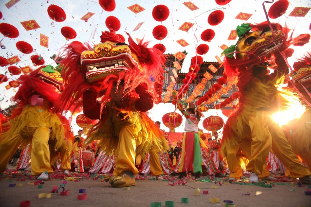 Chinese New Year: 2017 is the year of the rooster