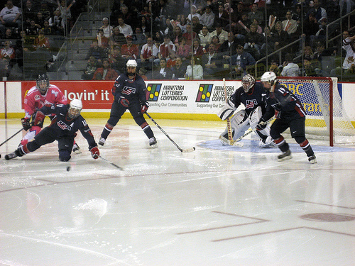 Team USA boycotting tournament on home soil
