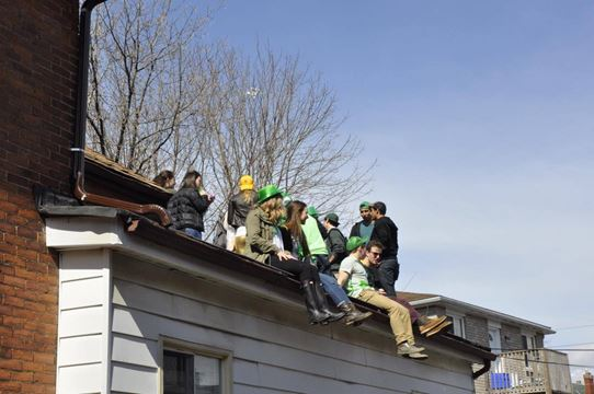 More students to get 'grounded' this St. Patricks Day